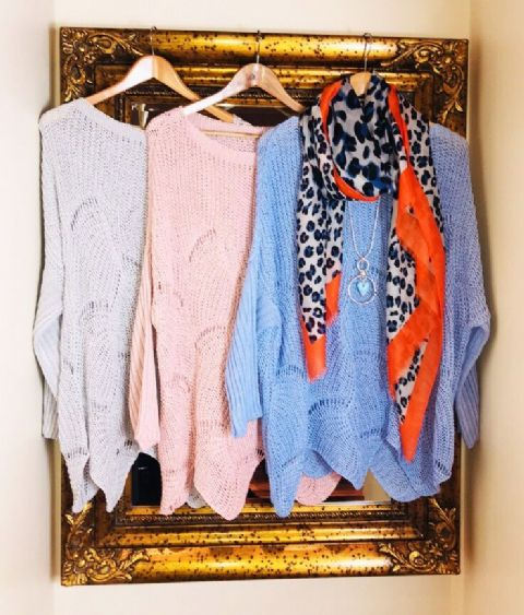 Scollop Knitted Jumpers